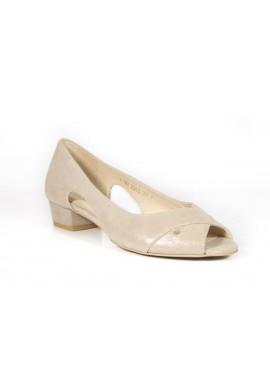 Sandały ANIS 2253 beż perła