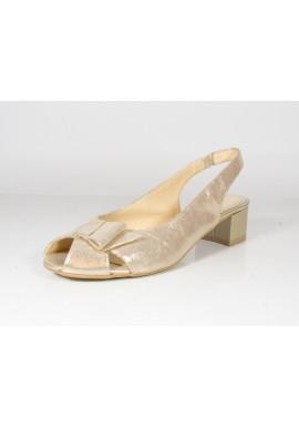 Sandały Vanessa 1266 złoty